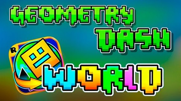 Geometry Dash World free download