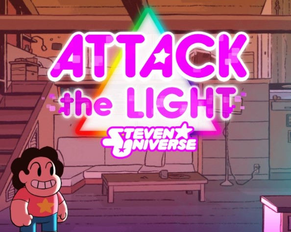 steven universe attack the light apk