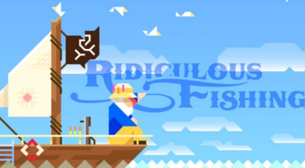 ridiculous fishing apk