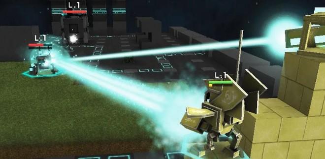 Block Fortress War APK