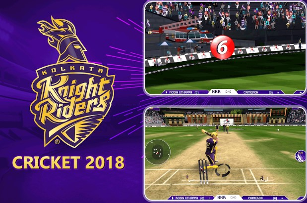 KKR Cricket 2018 APK