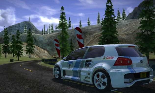 Rush Rally 2 APK