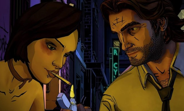 The Wolf Among Us APK