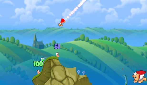 Worms 2 Armageddon APK