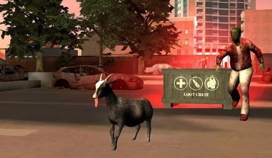 Goat Simulator GoatZ APK free