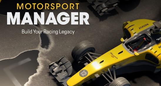 motorsport manager mobile 2 apk