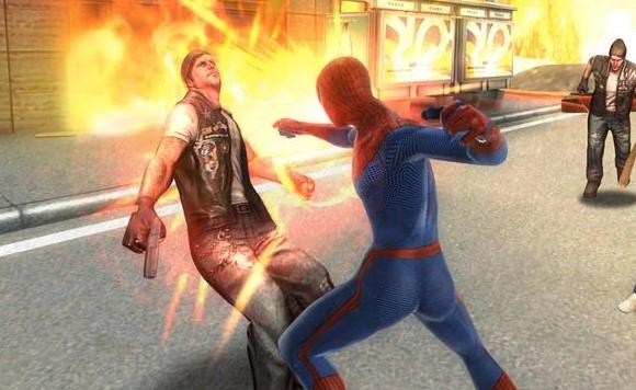 The Amazing Spider-Man APK OBB Data