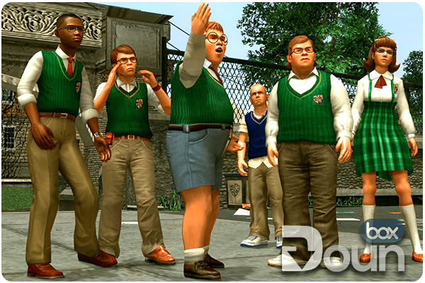 Bully Anniversary Edition Apk Obb