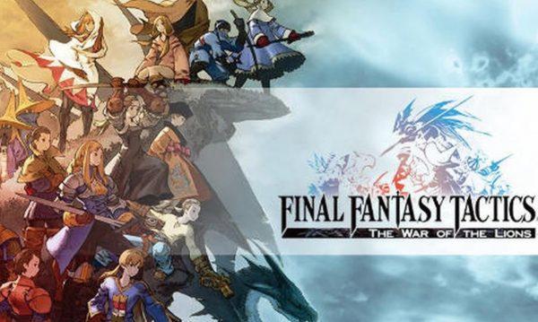 Final Fantasy Tactics Wotl Apk