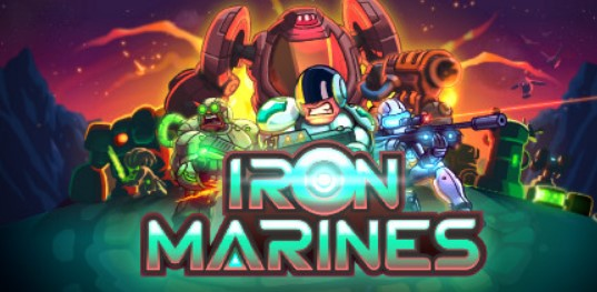 iron marines apk all heroes