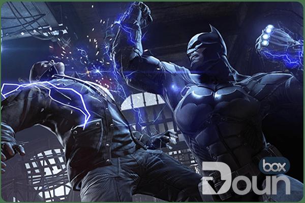 Batman Arkham Origins Apk Mod obb