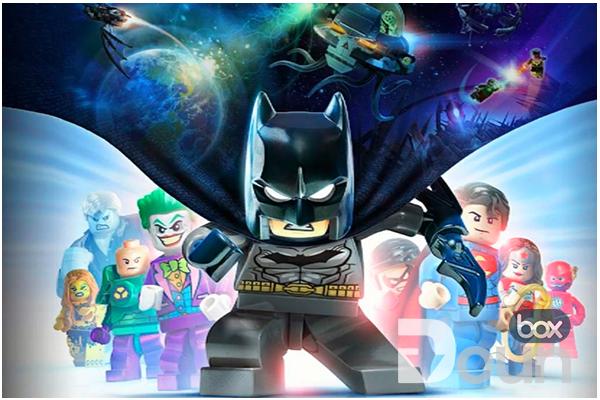 LEGO Batman Beyond Gotham Apk OBB