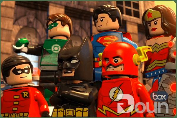 LEGO Batman DC Super Heroes Apk obb