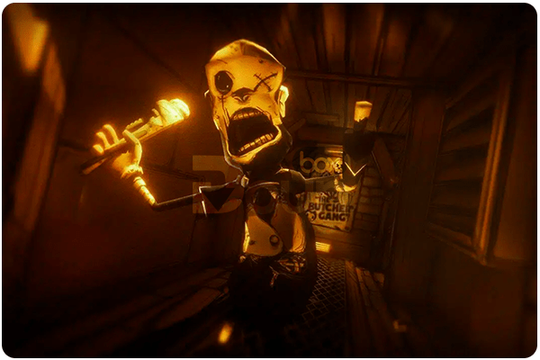 Bendy and the Ink Machine Apk obb