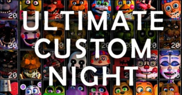 Ultimate Custom Night mod apk